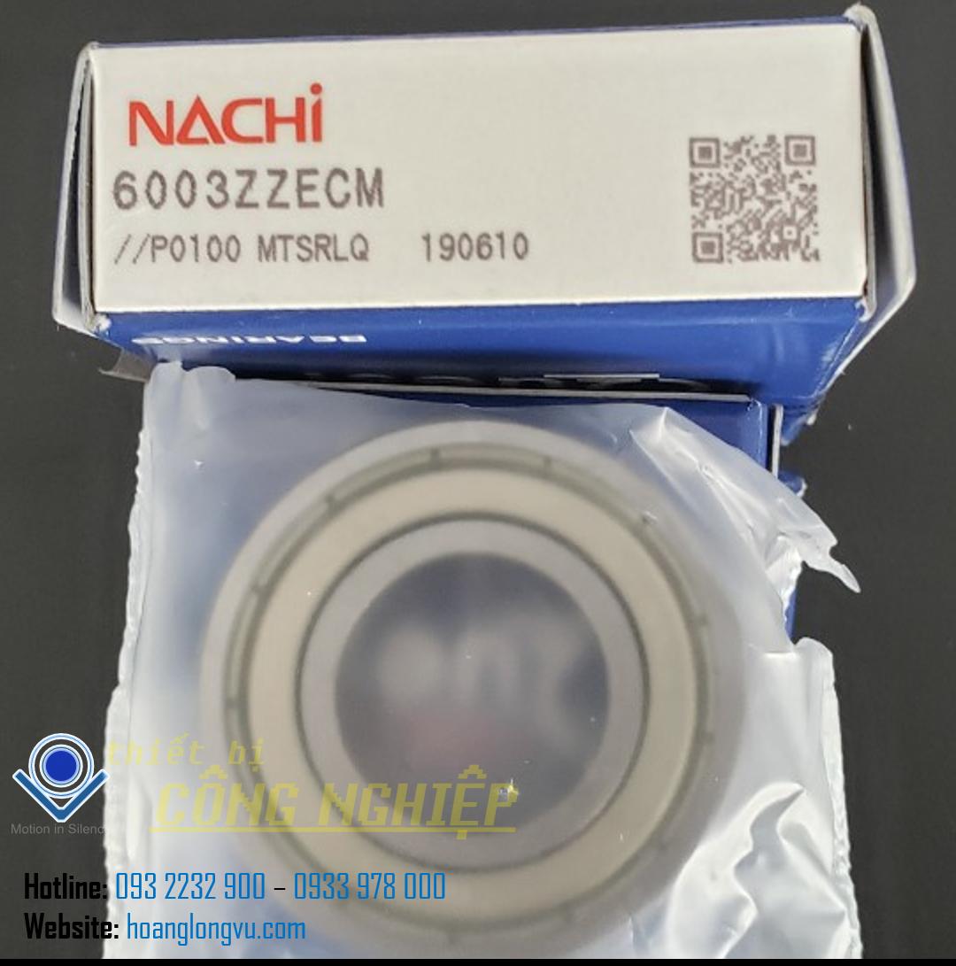 Vòng bi NACHI 6003ZZECM