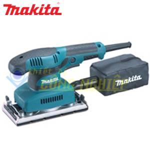 Máy chà nhám rung hình chữ nhật Makita BO3710