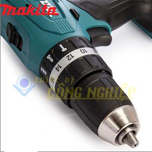 Máy khoan búa chạy pin Makita HP457DWE 18V