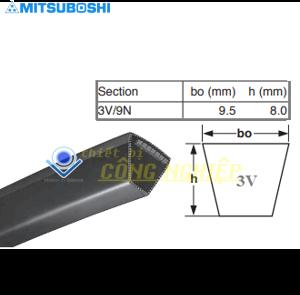 Mitsuboshi vbelt