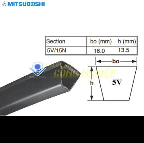 day-curoa-dai-thang-ban-5V-mitsuboshi-thiet-bi-cong-nghiep-hoang-long-vu