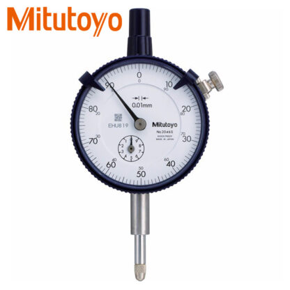 Đồng hồ so kiểu cơ MITUTOYO 2046S (10mm/0.01mm)
