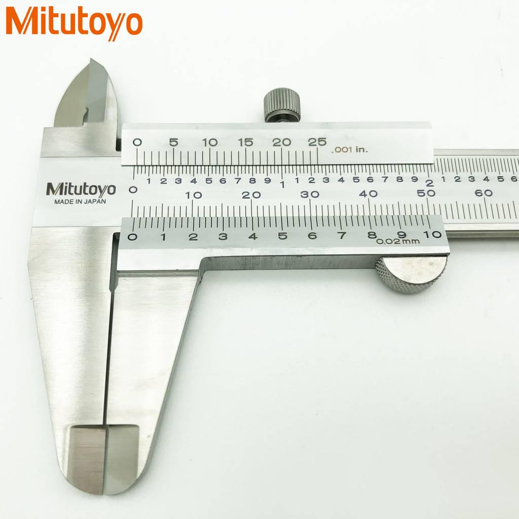 Thước cặp cơ khí 150mm Mitutoyo 530-312