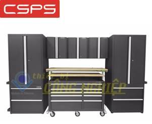 Bộ 10 tủ CSPS 366cm VNGS3661BB1
