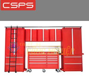 Bộ 10 tủ đựng dụng cụ cơ khí CSPS 366cm VNGS3661BC1