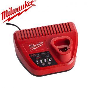 Sạc Milwaukee C12C pin 12V