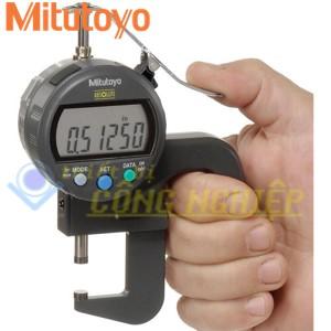 Đồng hồ đo độ dày điện tử(0-12mm) Mitutoyo 547-400S