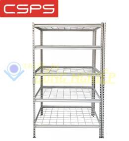 Kệ lưới trắng 5 tầng 91cm CSPS VNSV091A5BT1