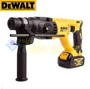 Máy khoan dùng pin 18V-BL-3CN Dewalt DCH263P2-KR