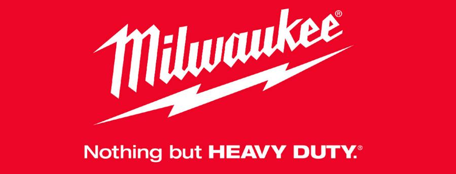 """Milwaukee-""""Nothing but heavy duty"""" - """"Nhiệm vụ là tối cao"""""""