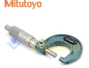 Panme đo ngoài 0-25mm Mitutoyo 103-129