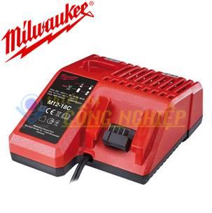 Sạc pin 12V ,18V Milwaukee M12-18C