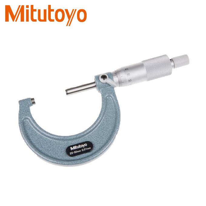 Thước panme đo ngoài Mitutoyo 103-138 (25-50mm)