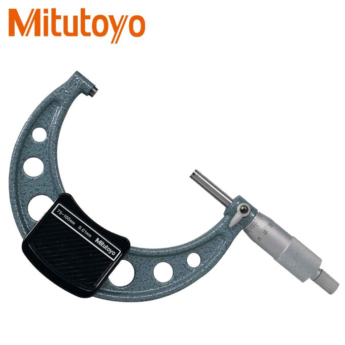 Thước panme đo ngoài Mitutoyo 103-140-10 (75-100mm)