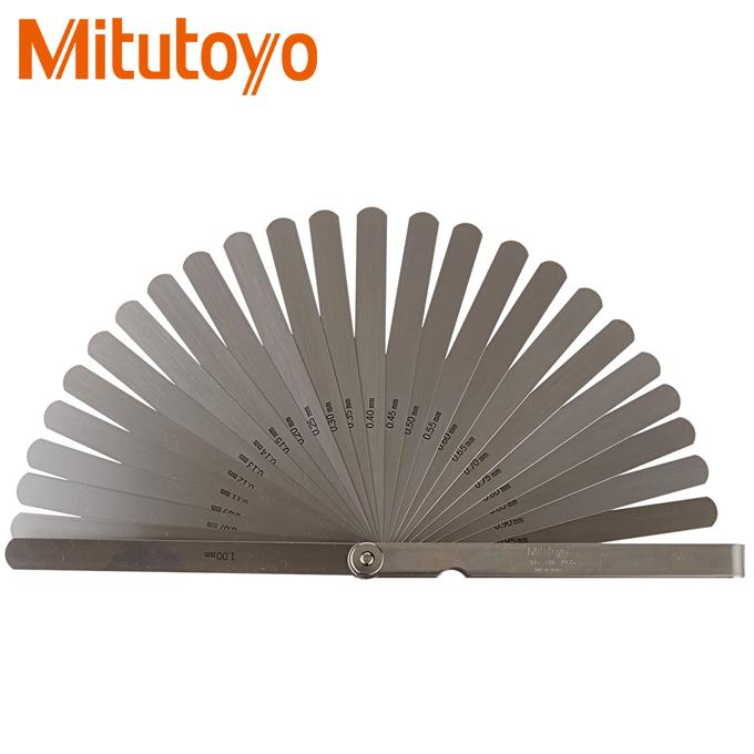 Dưỡng đo độ dày 28 lá Mitutoyo 184-303S (0.05-1mm/150mm)