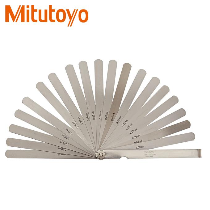 Dưỡng đo độ dày 20 lá Mitutoyo 184-304S (0.05-1mm/150mm)