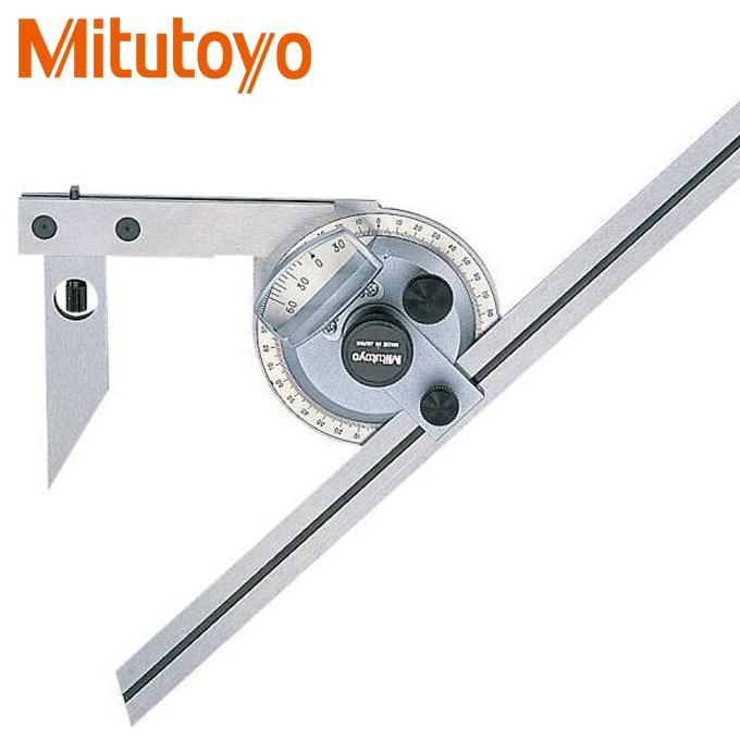 Bộ thước đo góc vạn năng Mitutoyo 187-901 (300mm)