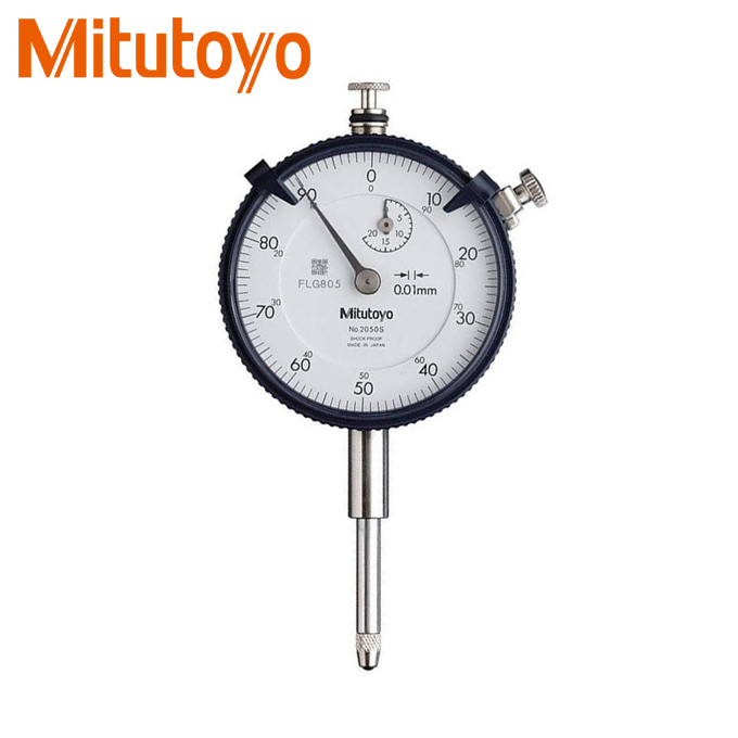 Đồng hồ so cơ khí Mitutoyo 2050S (20mmx0.01)