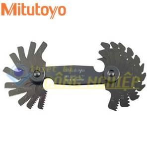 Thước đo bước răng 21 lá Mitutoyo 188-122