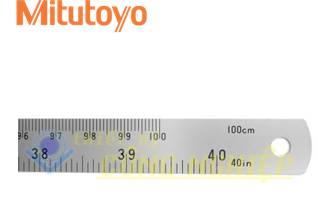 Thước lá 1000mm Mitutoyo 182-309