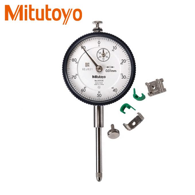 Đồng hồ so cơ khí Mitutoyo 2052S (30mmx0.01)