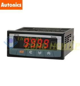 Đồng hồ đo điện tử đa năng AUTONICS MT4W-DA-4N