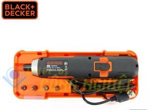 Máy vặn vít pin Black&Decker 4V BD40K4-B1