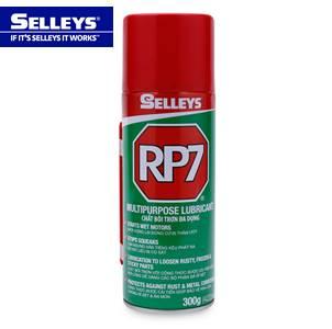 Bình xịt dầu bôi trơn đa năng chống rỉ sét Selleys RP7 300g