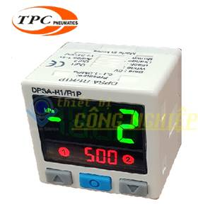 Cảm biến áp suất khí nén TPC DPSA-R01-AT