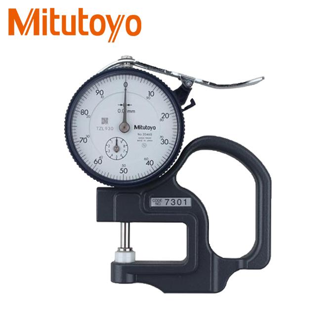 Đồng hồ đo độ dày Mitutoyo 7301 0-10mmx0.01