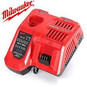 Sạc pin nhanh 12V ,18V Milwaukee M12-18FC
