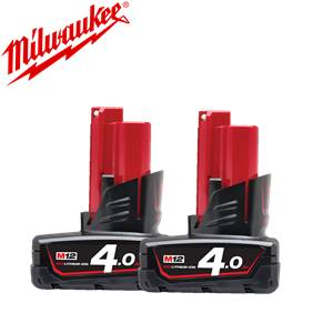 Pin sạc 12V 4.0Ah M12B4 Milwaukee