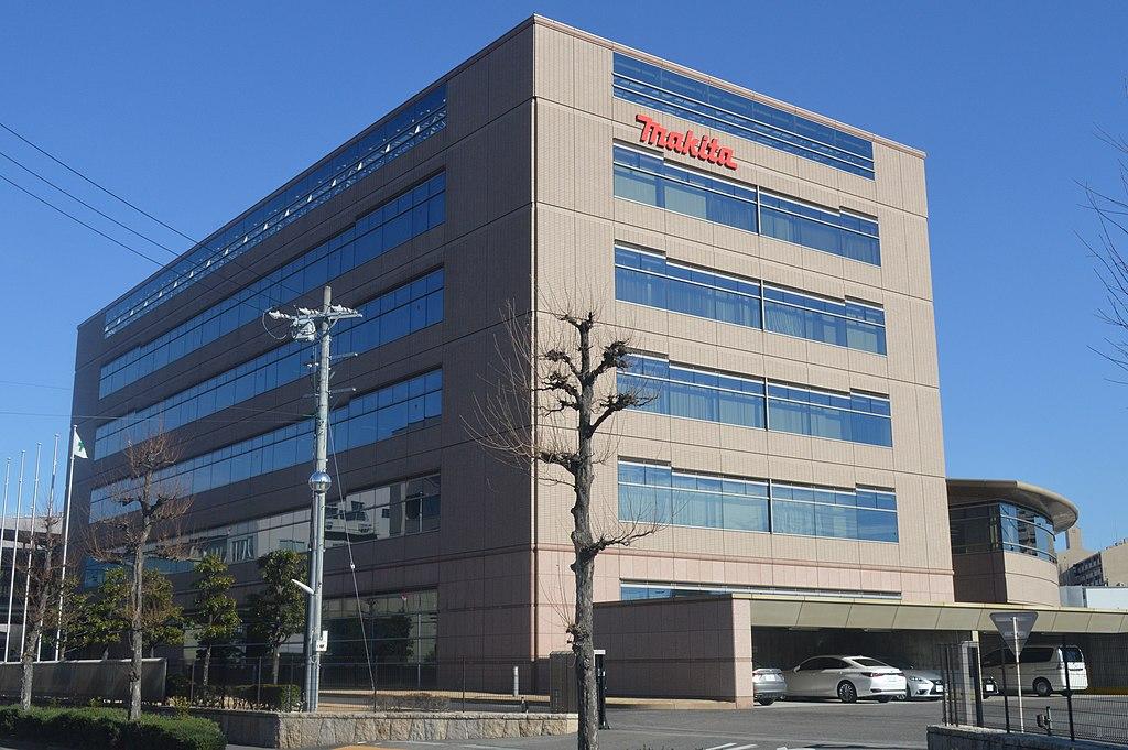Trụ sở công ty Makita tại Nhật Bản