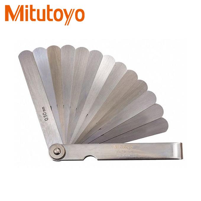 Dưỡng đo độ dày 13 lá Mitutoyo 184-307S (0.03-0.5mm/110mm)