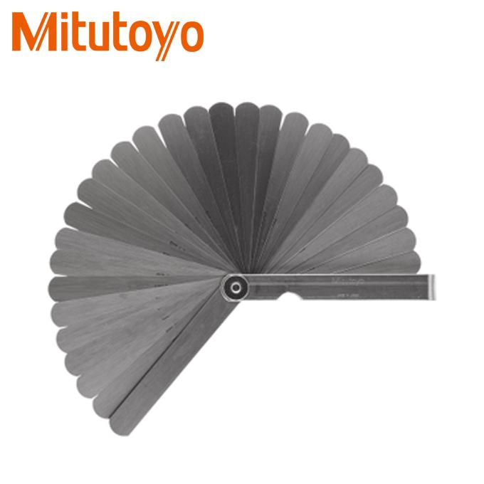 Dưỡng đo độ dày 28 lá Mitutoyo 184-313S (0.05-1mm/110mm)