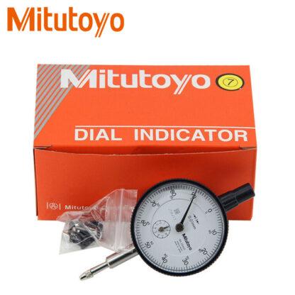 Đồng hồ so cơ MITUTOYO 2046S-60 (10mm x 0.01mm) chống nước