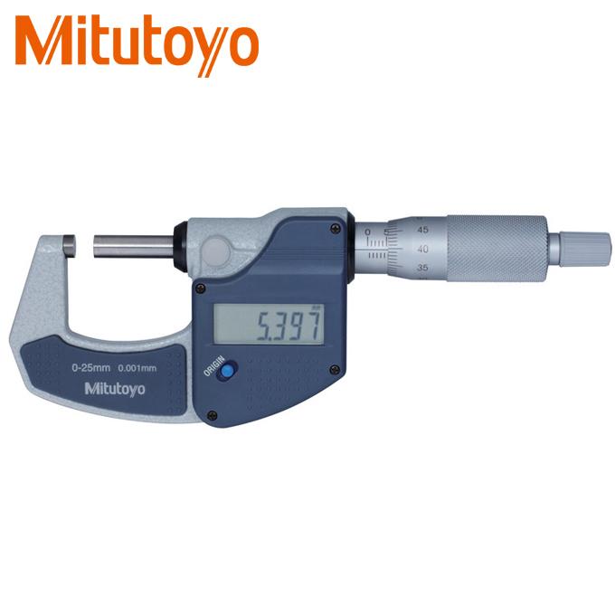 Panme đo ngoài điện tử Mitutoyo 293-821-30 (0-25mm x 0.001)