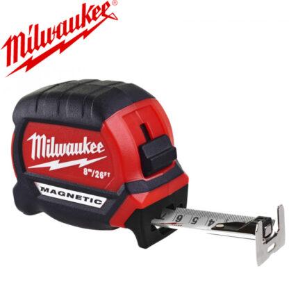 Thước cuộn Milwaukee 8m 48-22-0626