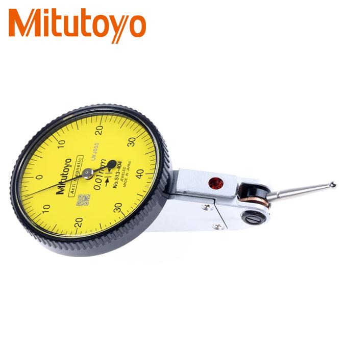 Đồng hồ so chân gập Mitutoyo 513-404-10E (0.8mm x 0.01)