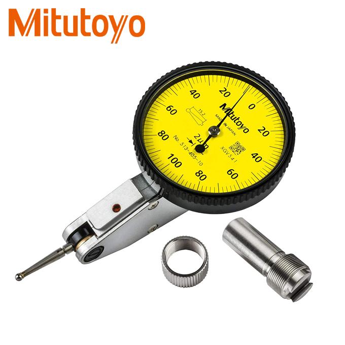 Đồng hồ so chân gập Mitutoyo 513-405-10E (0.2mm/0.002mm)