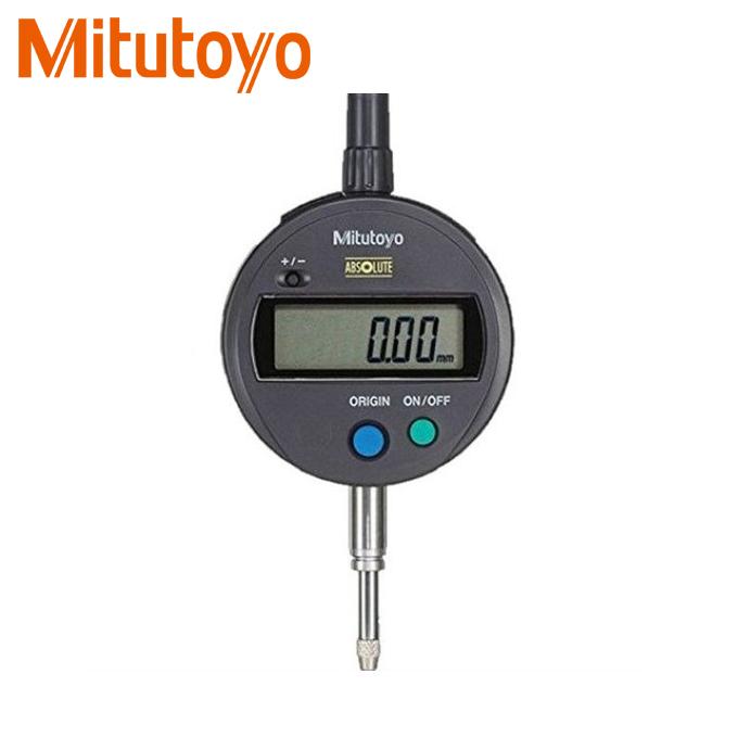 Đồng hồ so điện tử Mitutoyo 543-781B lưng phẳng (12.7mm)