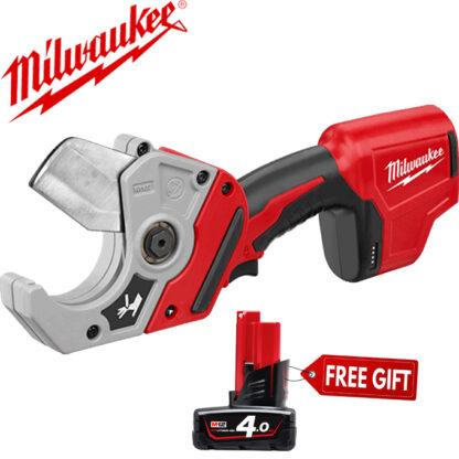 Máy cắt ống Milwaukee C12 PPC