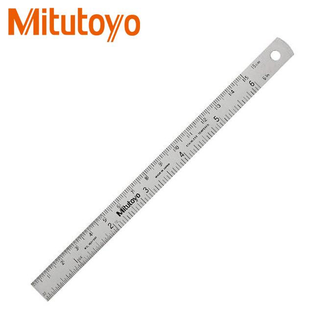 Thước lá Mitutoyo 182-302 0-150mm/6″