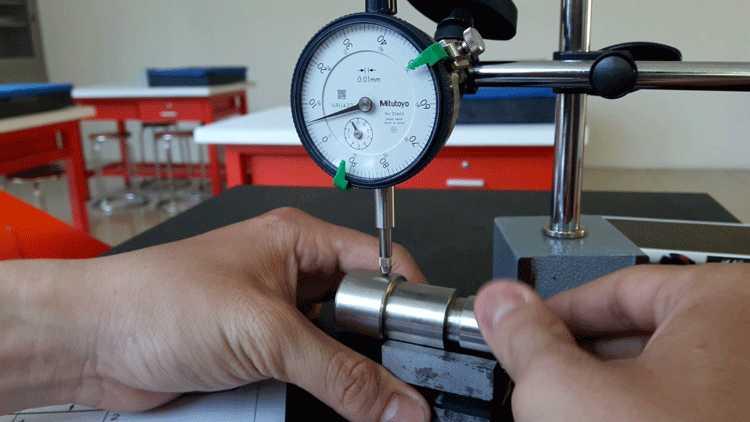 Đồng hồ so kiểu cơ MITUTOYO 2046S-60 (10mm x 0.01mm) chống nước