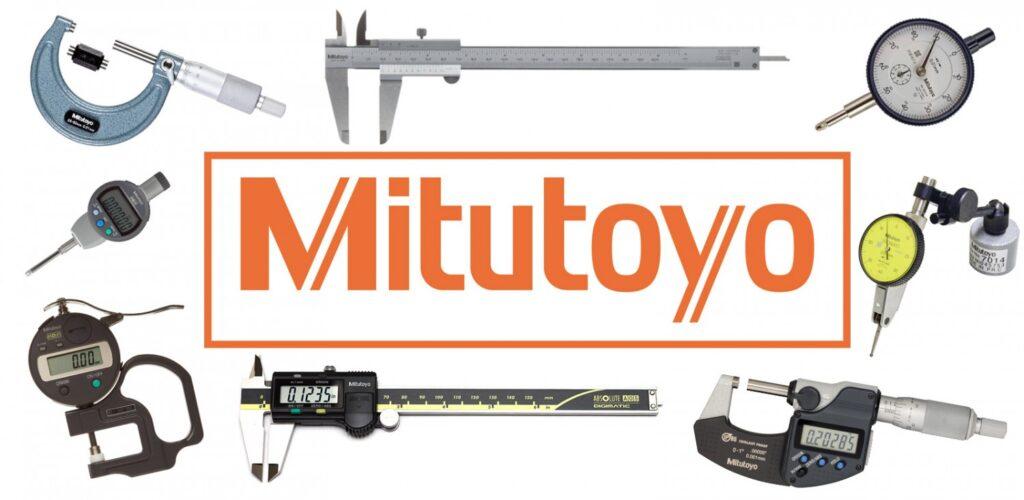 Các sản phẩm của Mitutoyo