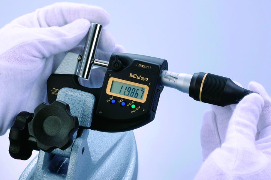 Panme đo ngoài điện tử mitutoyo 293-100