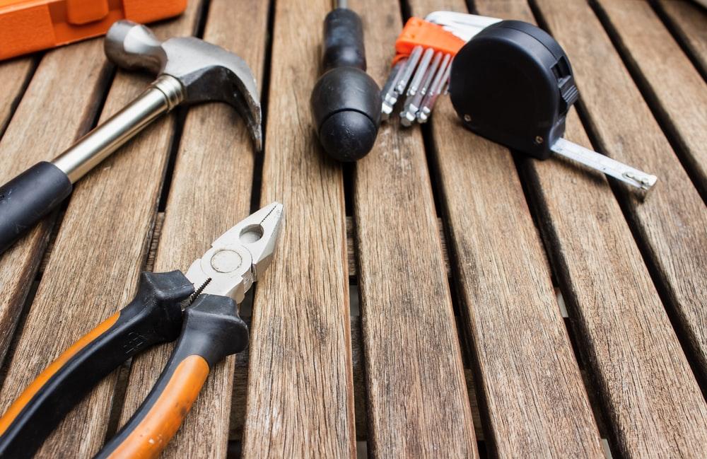 dụng cụ sửa chữa cho gia đình