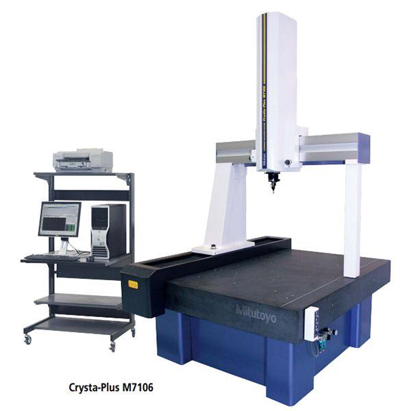 Máy đo CMM Mitutoyo Crysta Plus M7106
