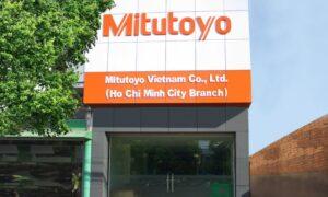 Công ty TNHH Mitutoyo Việt Nam tại TP  Hồ Chí Minh
